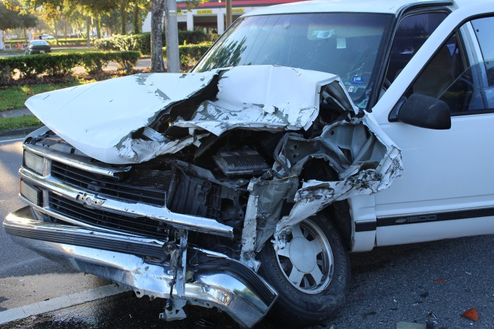 Victim ticketed after car caused crash in Ocala and fled the scene