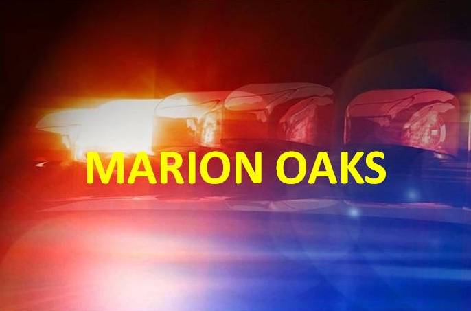 Criminals on the loose in Marion Oaks