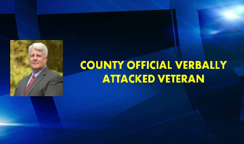 Marion County government official belittles veteran for PTSD