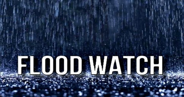 Flood watch extended to October 1, 2014