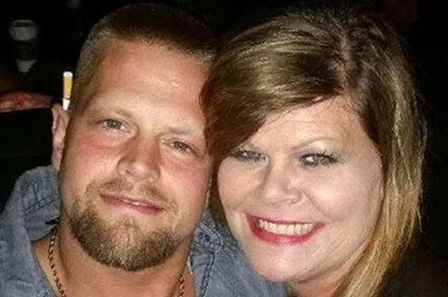 Joseph Oberhansley [left] and Tammy Blanton [Facebook]