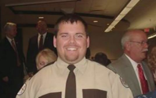 Corrections officer first to be fired under new policy