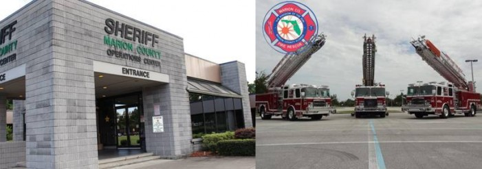 Marion County Sheriff's Office, Marion County Fire Rescue at wits' end, and bad land deals
