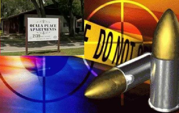 Ocala Place Apartments Shooting