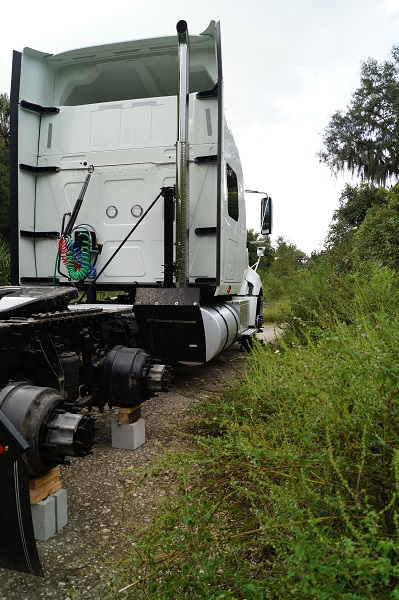 stolen semi in ocala