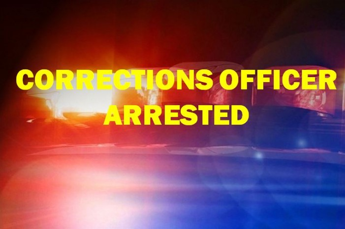 MCSO: Corrections officer arrested after helping inmate, his career flushed