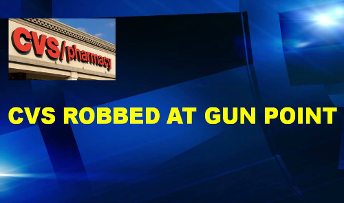 Ocala CVS robbed at gunpoint