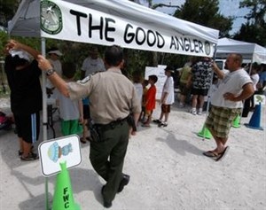 fishing clinic, naples florida, ocala news,