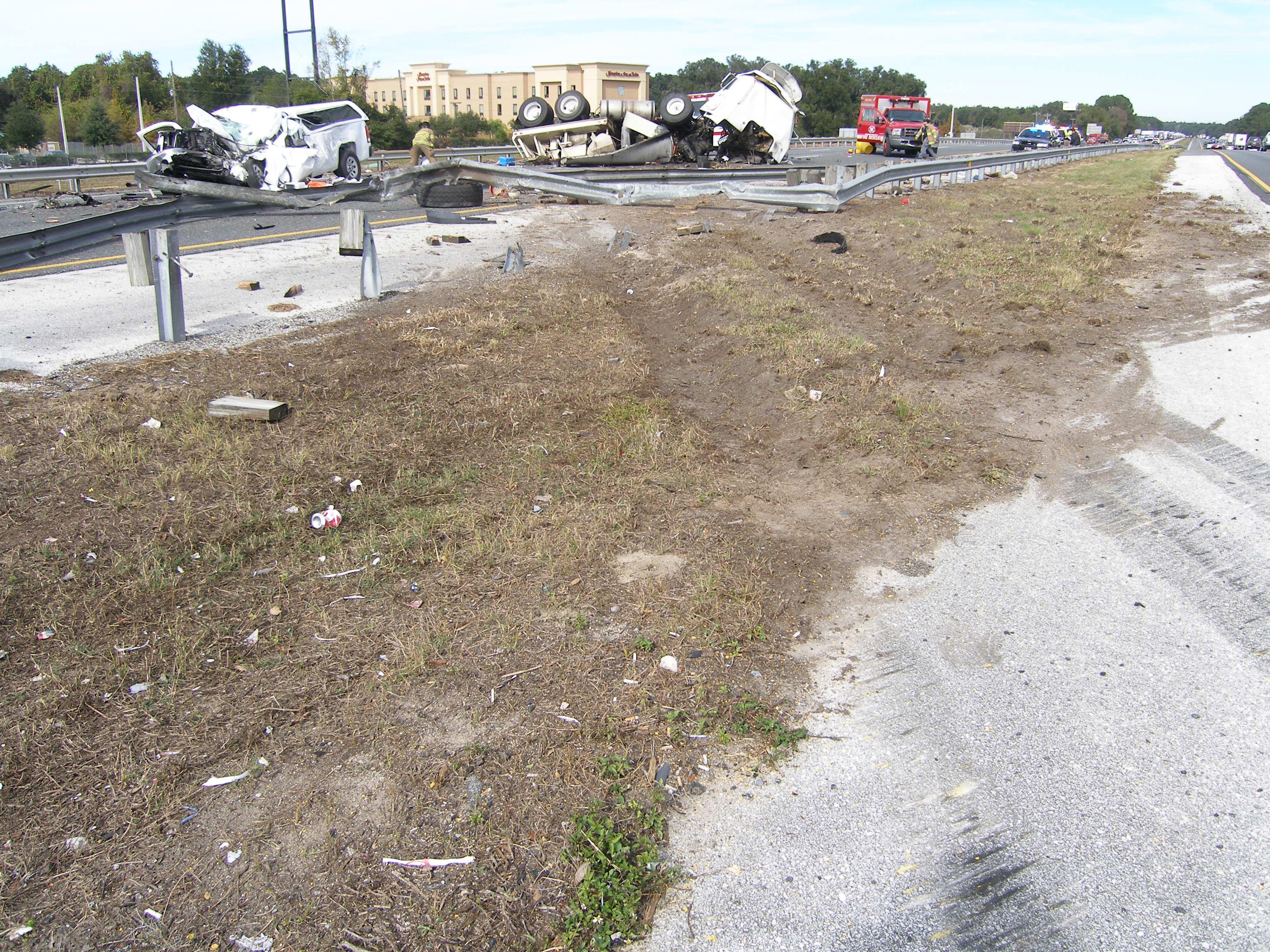 I-75 crash, ocala news, marion county,