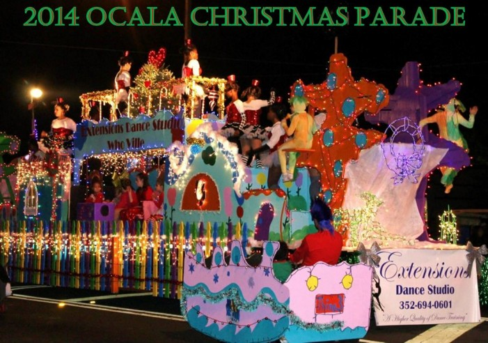 2014 Ocala Christmas Parade
