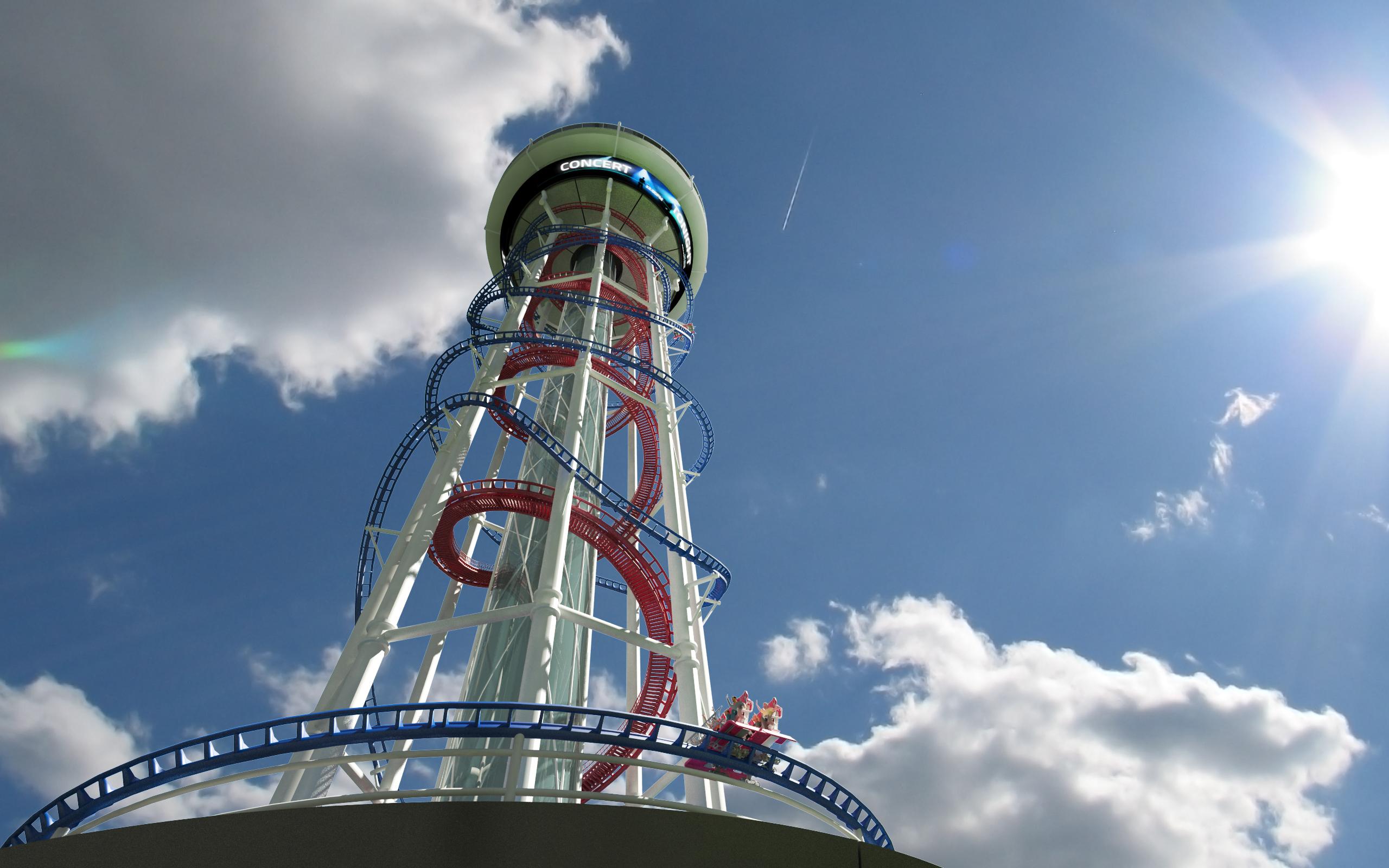 tallest roller coaster orlando, universal, ocala news, orlando news