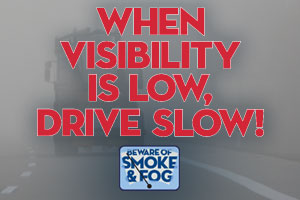 FHP: Smoke and fog advisory — Marion & Alachua