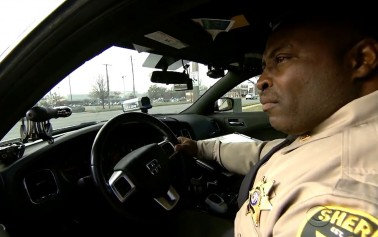 Unique traffic stops bring drivers to tears