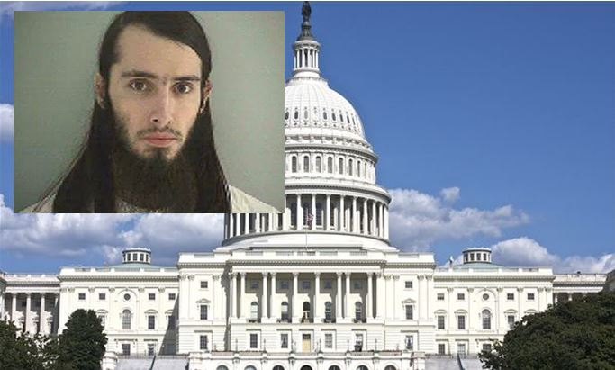 Man arrested after plot to attack U.S. Capitol Building foiled