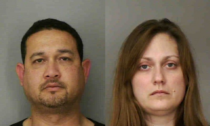 Deputy and wife arrested following domestic dispute