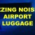 noise in luggage, airport, ocala news