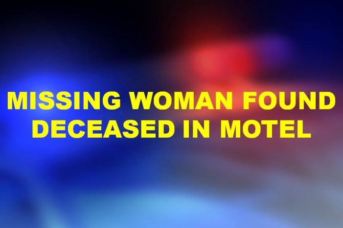 Missing woman found deceased in motel