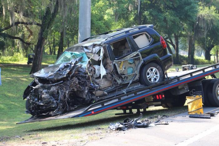 Ocala Post Fatal Accident Involving A Semi And Suv On Sr