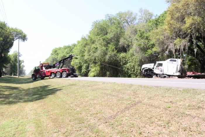 Ocala Post Fatal Accident Involving A Semi And Suv On Sr 200