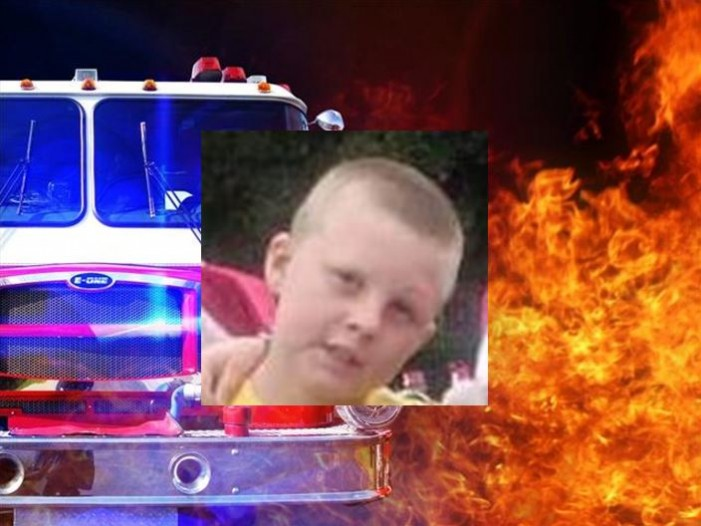9-year-old died in Hog Valley fire