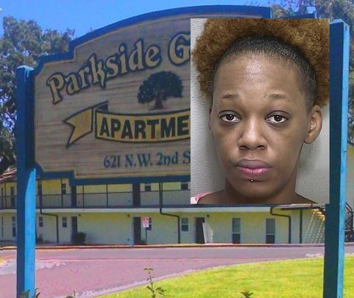 Arrest made in the death of an infant at Parkside Gardens Apartments