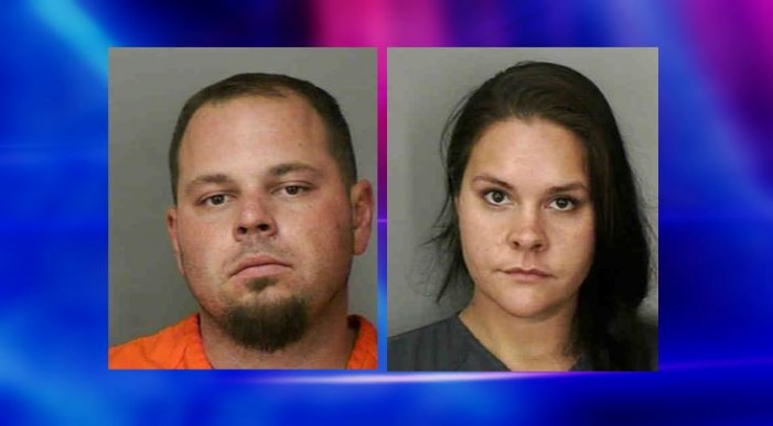Two arrested for brutal beating of toddler