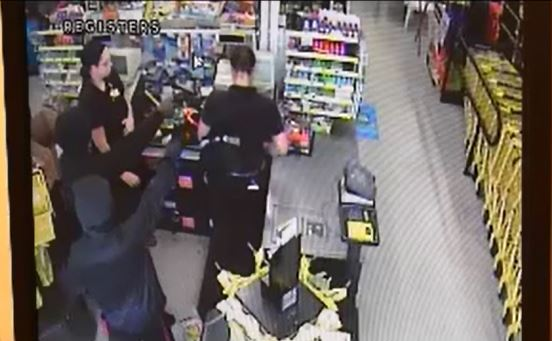 Dollar General robbed by two criminals on bicycles