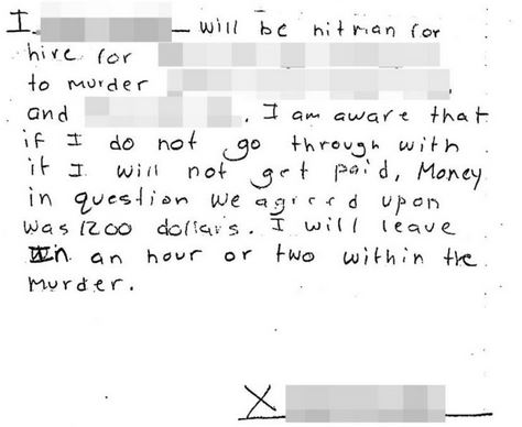 hitman, port st. lucie, ocala news, palm beach news, boy wanted to kill family