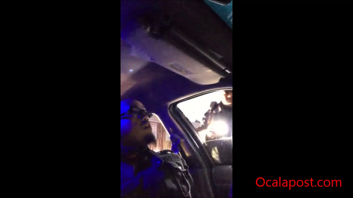 Major controversy after police pulled over a firefighter
