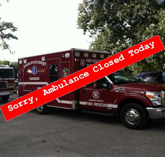 Staffing shortages caused 3 ambulances to shut down Saturday
