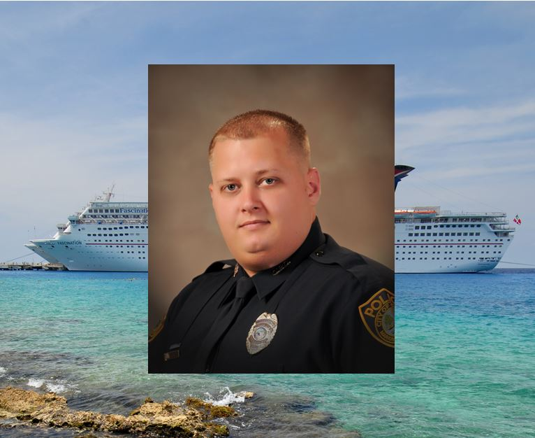 ocala news, carnival cruise line, jared forsyth, fallen officer, carnival refused refund, florida, carnival refused to produce recording