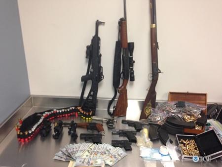 Nearly 1,000 gang members arrested in 6 weeks