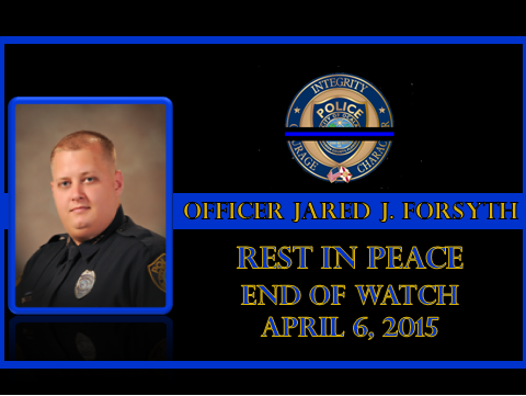 Services for Ocala Police Officer Jared Forsyth