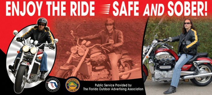 FHP: Motorcycle safety awareness month