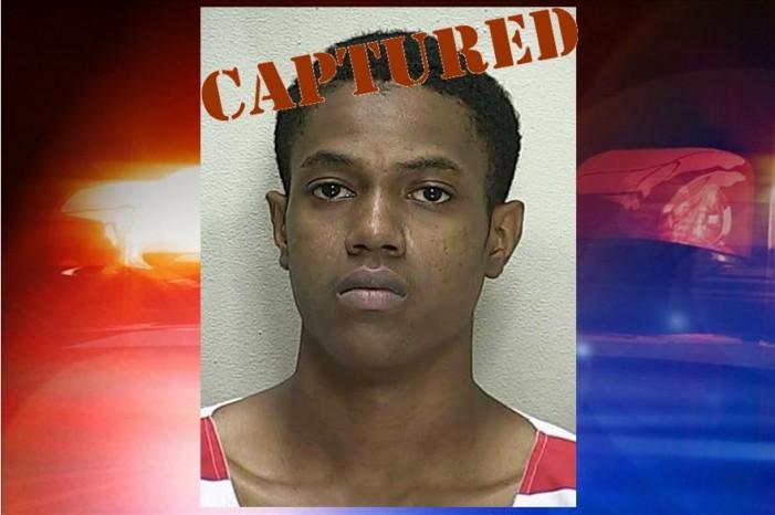 Marion Oaks murder suspect arrested