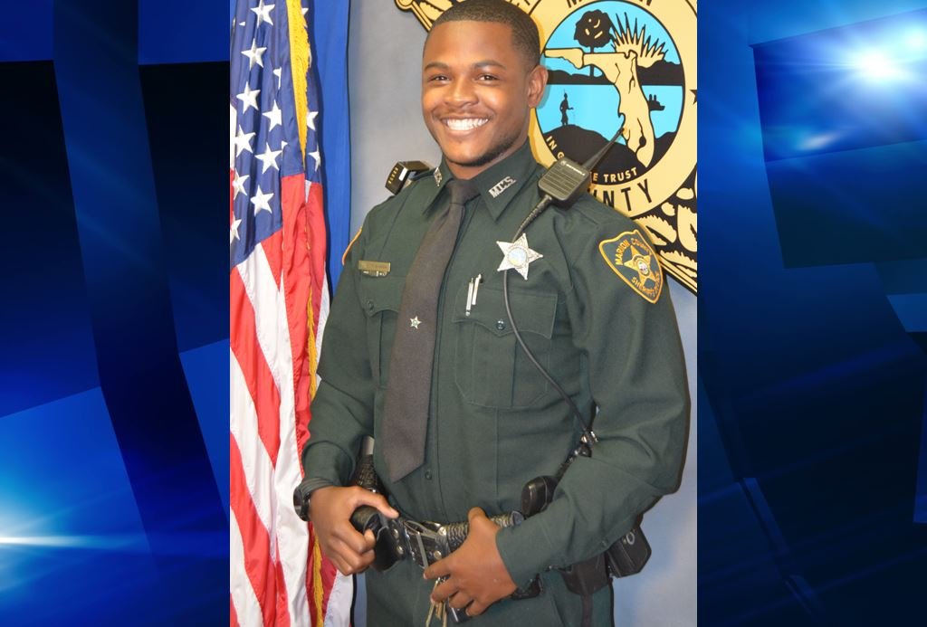 ocala news, positive news, marion county news, deputy saved a life, police, summerfield