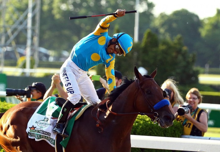 American Pharoah Claims the Triple Crown