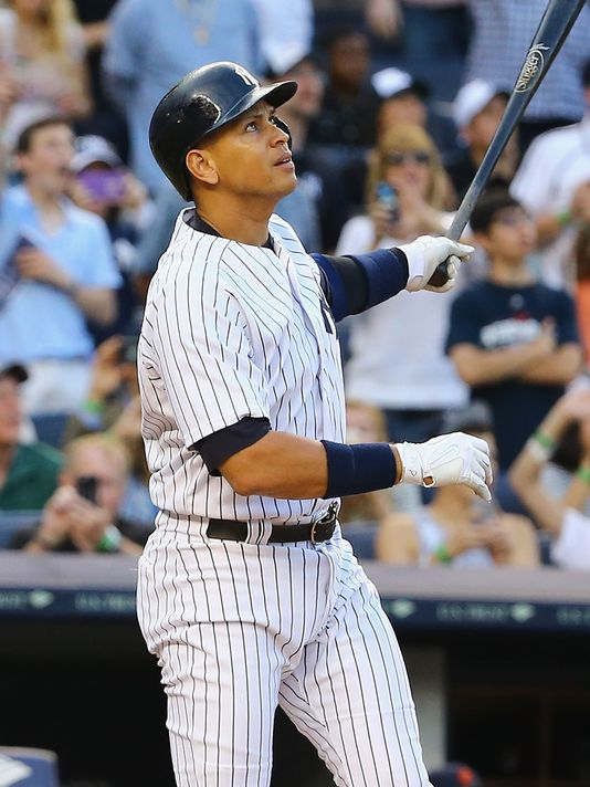 Alex Rodriguez joins 3,000 hit club