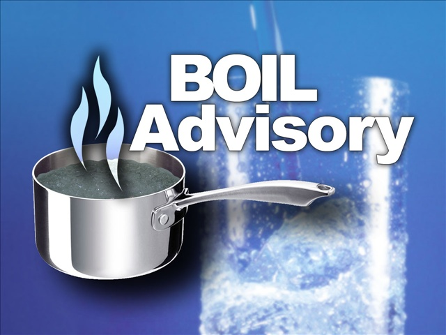 Boil water notice for multiple communities