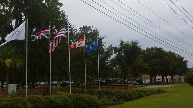 ocala news, marion county news, confederate flag removed, rebel flag