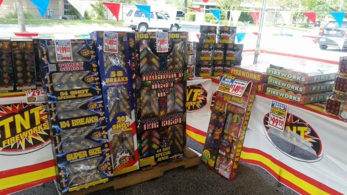 Fireworks that give back to the community