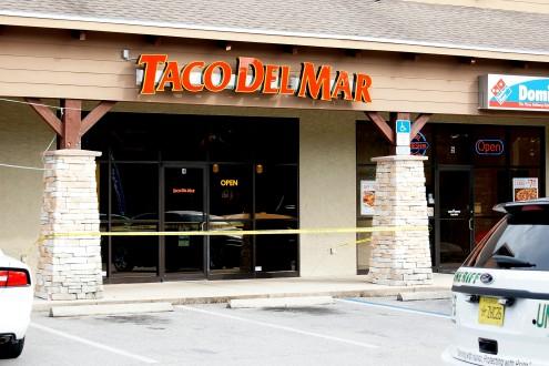 ocala news, marion county news, taco del mar, armed robbery,