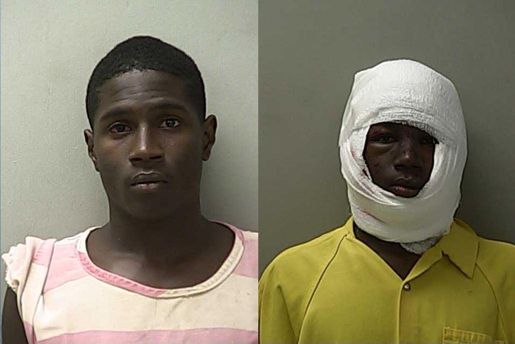 Caleb Clayton, Kadrene Clayton, ocala news, marion county news, family dollar robbers, criminals