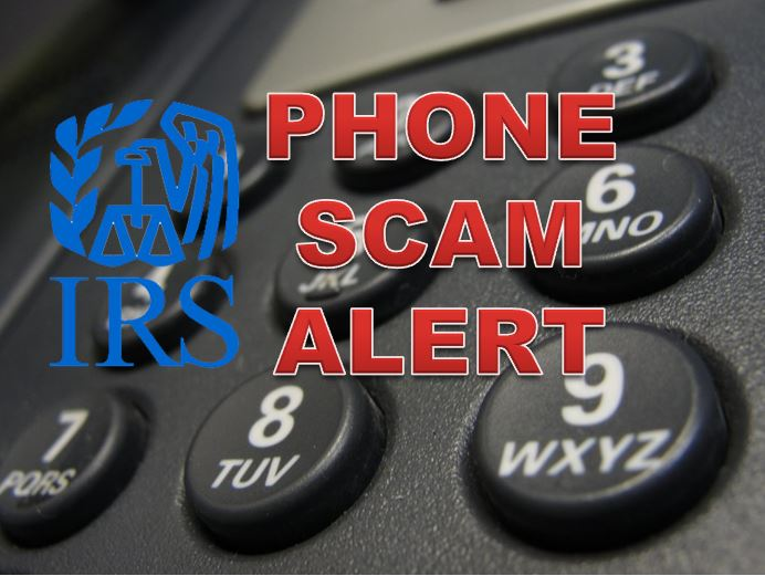 IRS phone scam hits Marion County