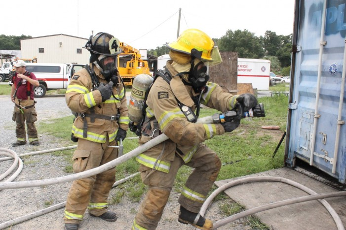 Labor leaders dislike county contract for firefighters, paramedics, and EMTs