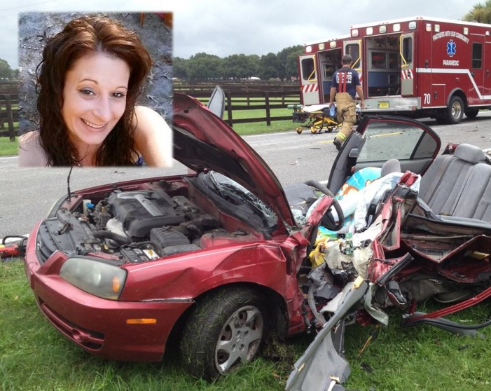 mother involved in 225a crash died
