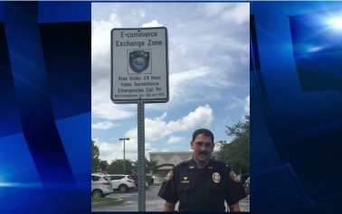 The Ocala Police Department creates safe E-commerce Exchange Zone
