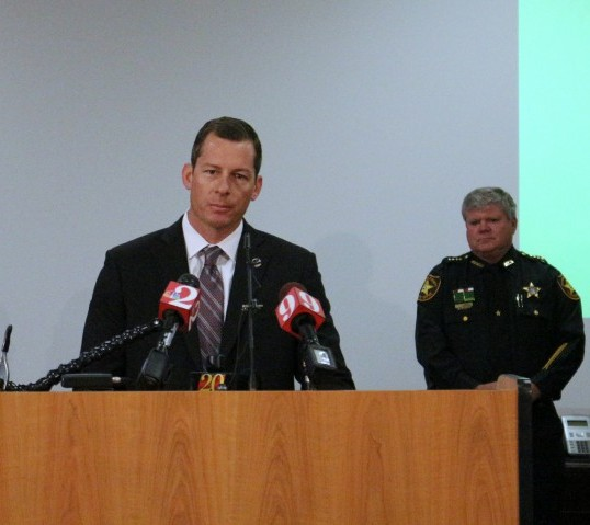 Marion County Sheriff Chris Blair appointed to Northeast Florida Regional Domestic Security Task Force