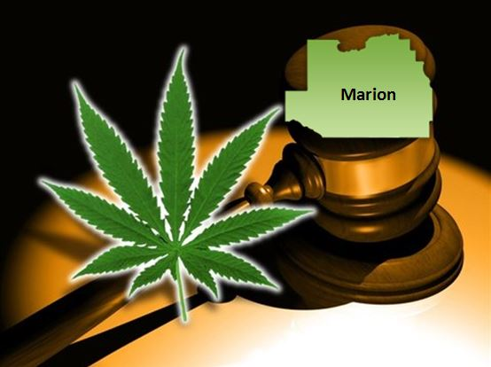 Marijuana and Marion County