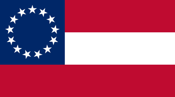 First Flag of the Confederate States of America, ocala news, marion ocunty news, op, ocala post, confederate flag, rebel flag